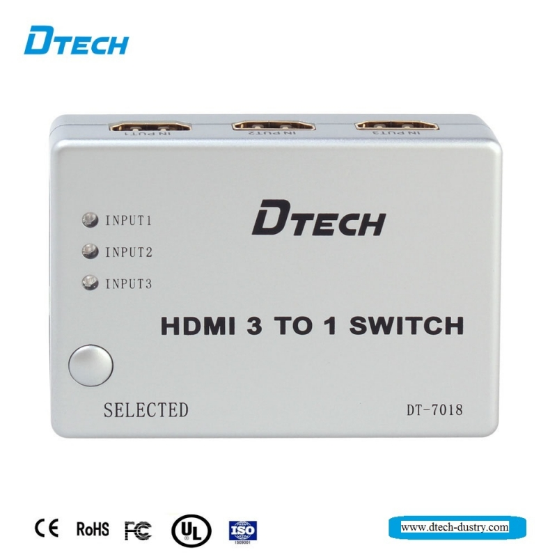 HDMI Switch 3 to 1