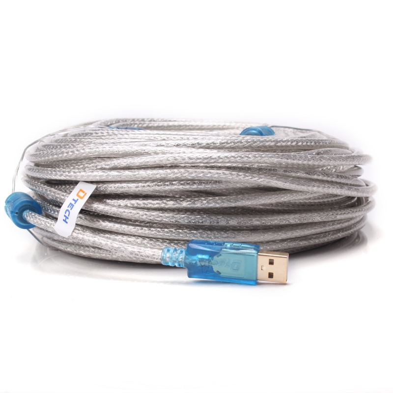 High-shielded USB extension Cable