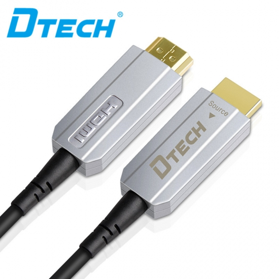 Top-selling DTECH DT-HF202 Fiber Optic HDMI2.0 Cable 16m