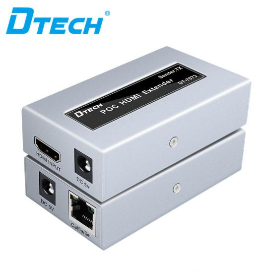 Latest DTECH DT-7073 HDMI Extender over single cable 50m Online