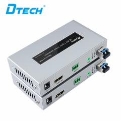 Hot Selling DTECH DT-7059A HDMI fiber optic extender 20 km