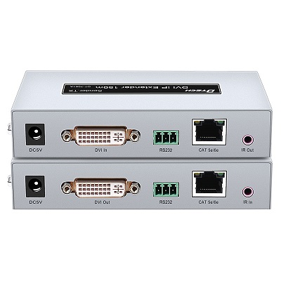 DVI IP Extender 150m Manual